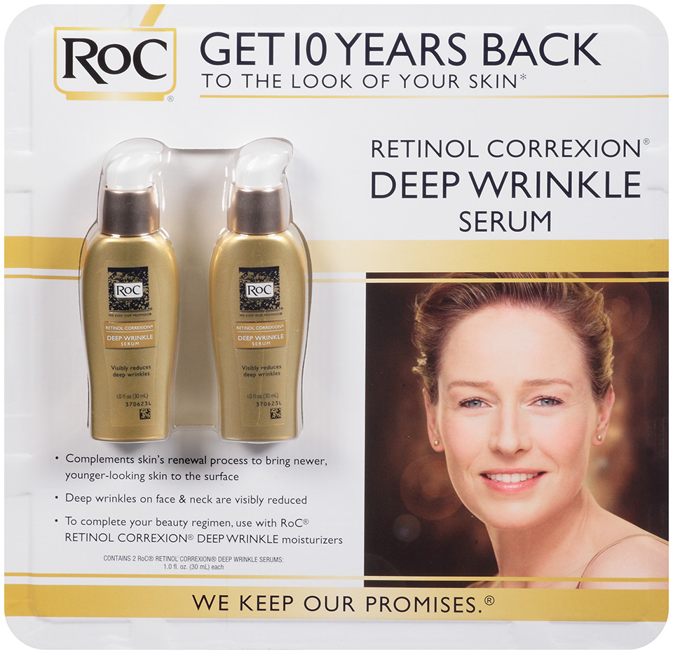 Roc Skincare Products Advantages and Drawbacks