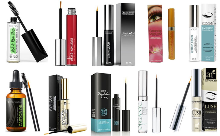 Best Eyelash Growth Products Actually Give Longer, Fuller Lashes