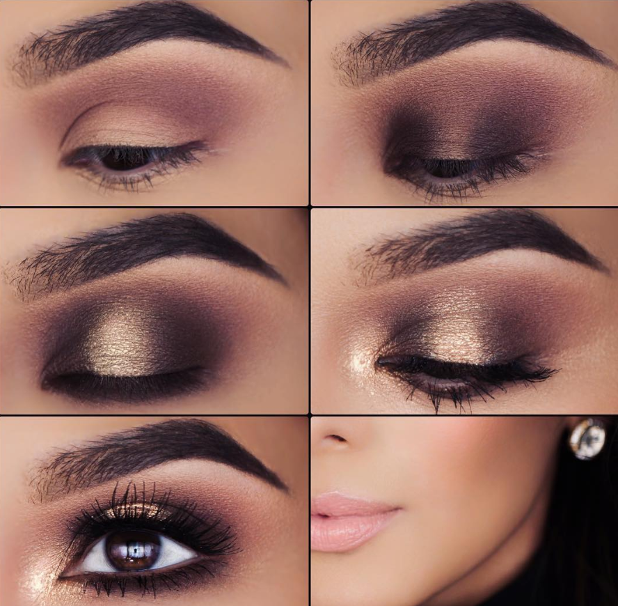 Different Eye Makeup Styles For Brown Eyes
