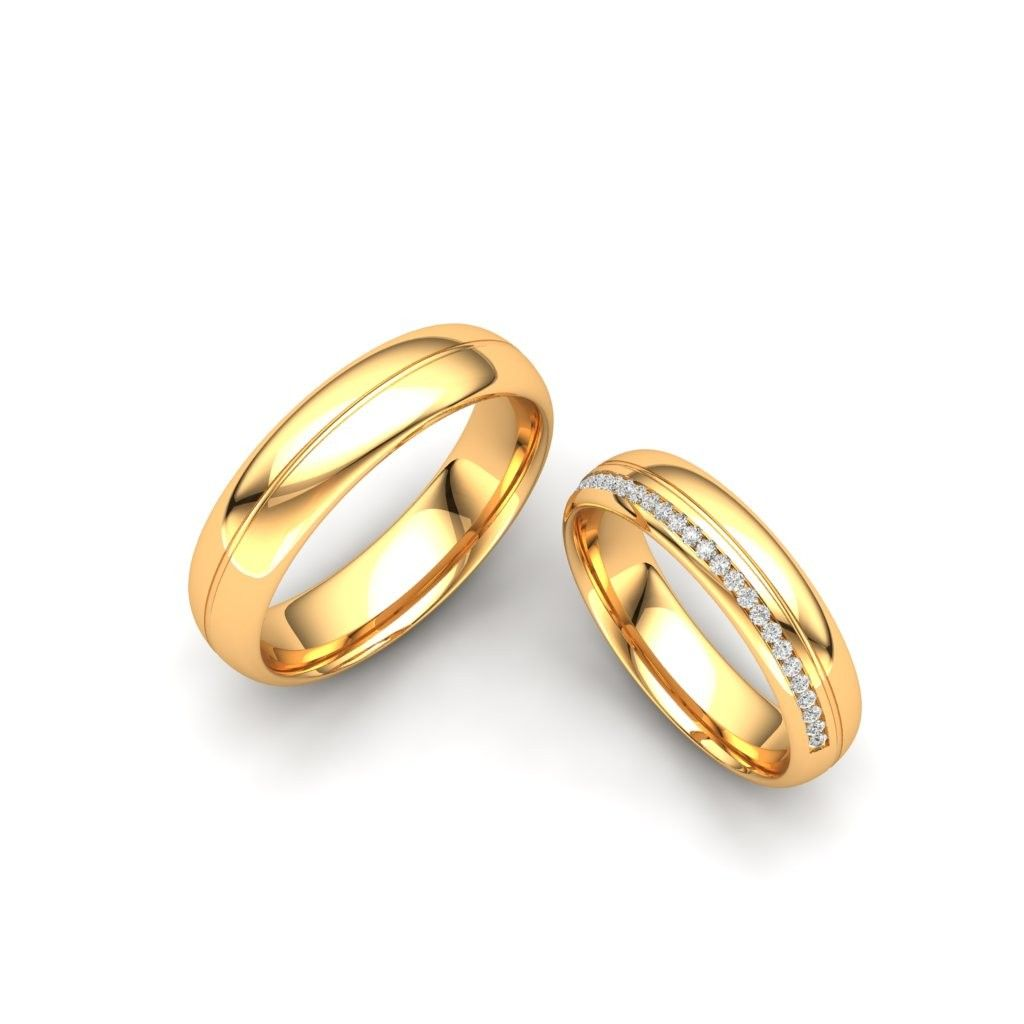 Guide to Buying a Mens Wedding Ring