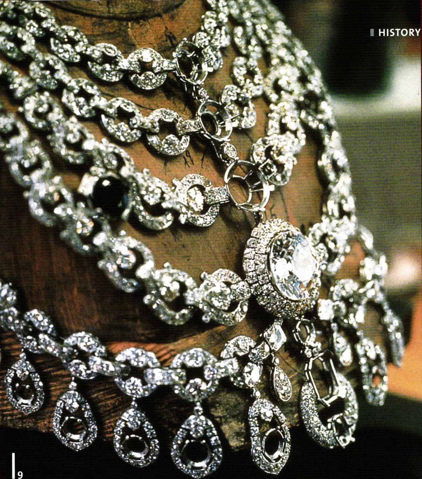 History of Precious White Metals in Bridal Jewelry