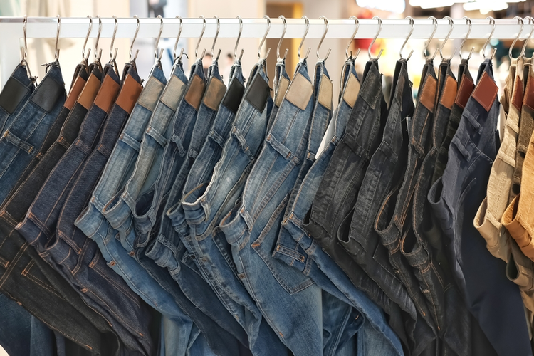5 Steps to Buying The Perfect Pair of Jeans