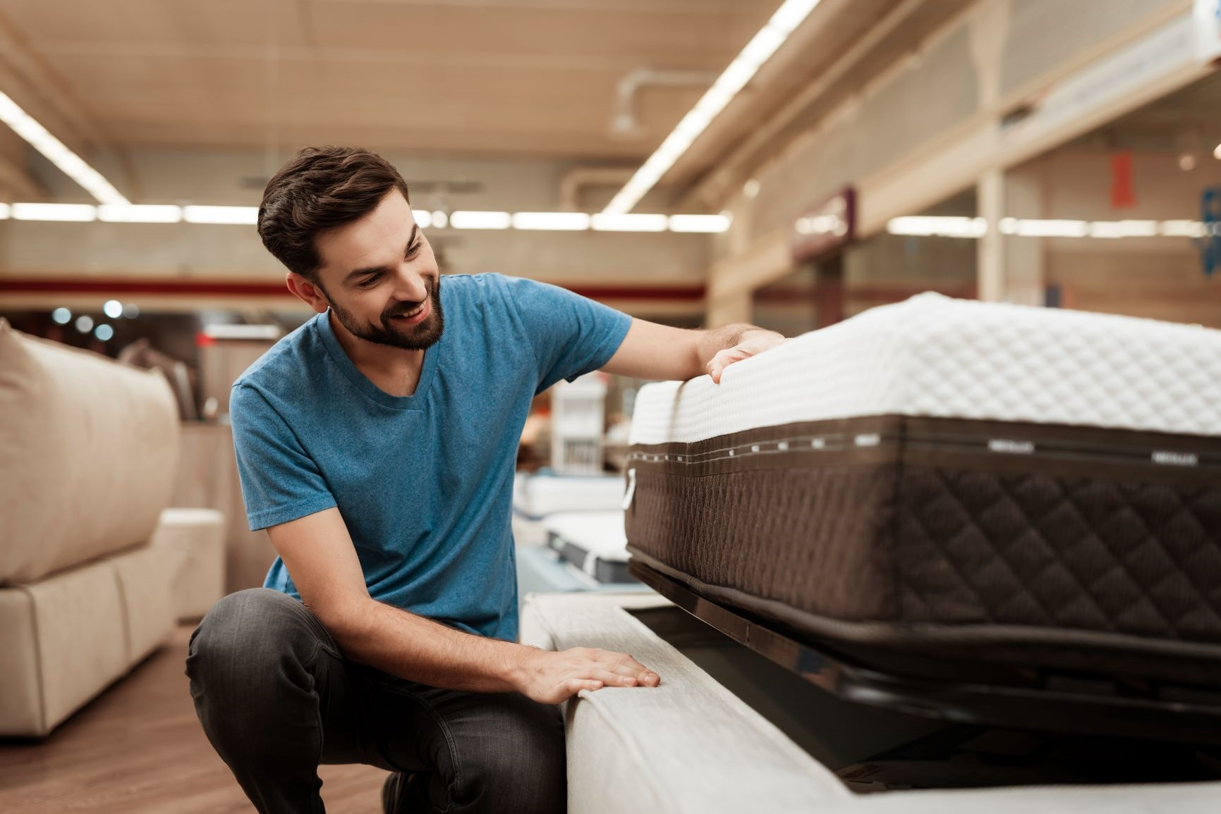 What is the Best Mattress for Heavy People?